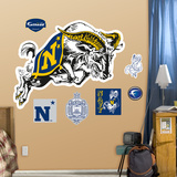 US Naval Academy Logo Wall Decal