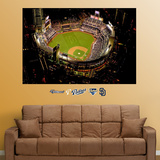 San Diego Padres Petco Park Stadium Mural Wall Decal