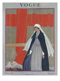 Vogue Cover - May 1918 Regular Giclee Print by Porter Woodruff