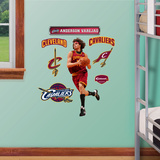 Anderson Varejao Junior Wall Decal