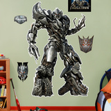Transformers: Megatron Wall Decal