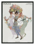 Vogue Cover - June 1913 Giclee Print by Sarah Stilwell Weber