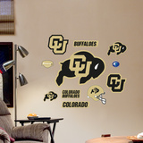 Colorado Jr. Logosheet Wall Decal