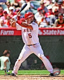 Albert Pujols 2012 Action Photographie
