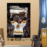 Zdeno Chara Stanley Cup Hoist Mural Wall Decal