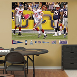 Eli Manning SB Celebration Mural Wall Decal