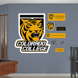 Colorado College Logo Wall Decal