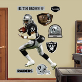 Tim Brown   Wall Decal