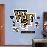 Wake Forest Logo   Wall Decal