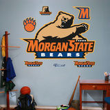 Morgan State University Wall Decal