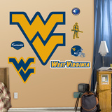 West Virginia Logo   Wall Decal