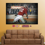 Mark Ingram Alabama Mural Wall Mural