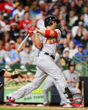 Carlos Beltran 2012 Action Photo