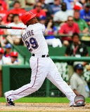 Adrian Beltre 2012 Action Photo