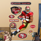 Michael Crabtree   Wall Decal