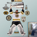 Tim Thomas Stanley Cup Wall Decal