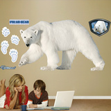 Generic Polar Bar Wall Decal