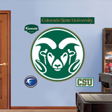 Colorado State Logo Wall Decal
