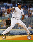 CC Sabathia 2012 Action Photo