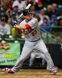 David Freese 2012 Action Photographie