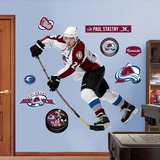Paul Stastny   Mode (wallstickers)