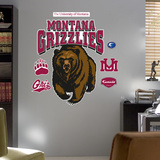 Montana Logo Wall Decal