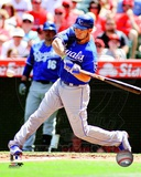 Eric Hosmer 2012 Action Photo
