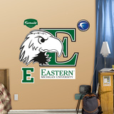 Eastern Michigan Logo Wall Decal