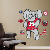 "Alabama ""Big Al"" Mascot   Wall Decal"