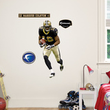 Marques Colston Jr. Wall Decal