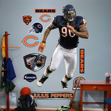 Julius Peppers  Mode (wallstickers)