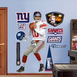 Eli Manning 2011 Edition Wall Decal