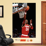 Hakeem Olajuwon Mural Wall Decal