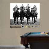 4 Horsemen Notre Dame Mural Wall Decal