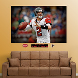 Matt Ryan Closeup Mural Wall Decal