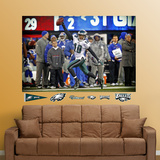 DeSean Jackson Return Mural Wall Decal