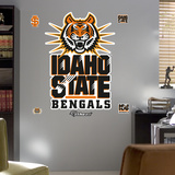 Idaho State University Wall Decal
