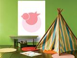 Coral Bird Nest Posters par  Avalisa