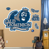Old Dominion University Logo Wall Decal