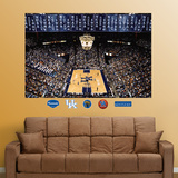 Kentucky Basketball Arena Mural   Wall Decal