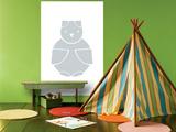 Gray Owl Poster par  Avalisa