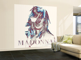 Madonna Wall Mural – Large