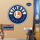 Lionel Trains Logo Wall Decal