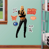 Kelly Kelly Jr. Wall Decal