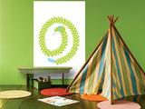 Green Snake Posters par  Avalisa
