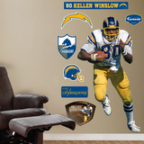 Kellen Winslow   Wall Decal