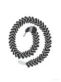 Black White Snake Posters par  Avalisa