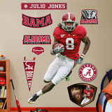 Julio Jones Alabama Wall Decal