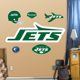 New York Jets Classic Logo Wall Decal