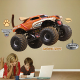Monster Mutt Wall Decal